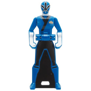 CSTOYS INTERNATIONAL:[LOOSE] Ranger Key: 2009 Shinkenger: Shinken Blue