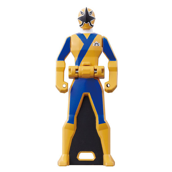 CSTOYS INTERNATIONAL:[LOOSE] Ranger Key: 2009 Shinkenger: Shinken Gold