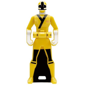 CSTOYS INTERNATIONAL:[LOOSE] Ranger Key: 2009 Shinkenger: Shinken Yellow