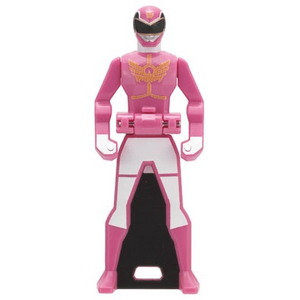 CSTOYS INTERNATIONAL:[LOOSE] Ranger Key: 2010 Gosieger: Gosei Pink