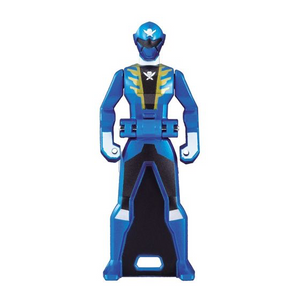 CSTOYS INTERNATIONAL:[LOOSE] Ranger Key: 2011 Gokaiger: Gokai Blue (Metalic Color Ver.)