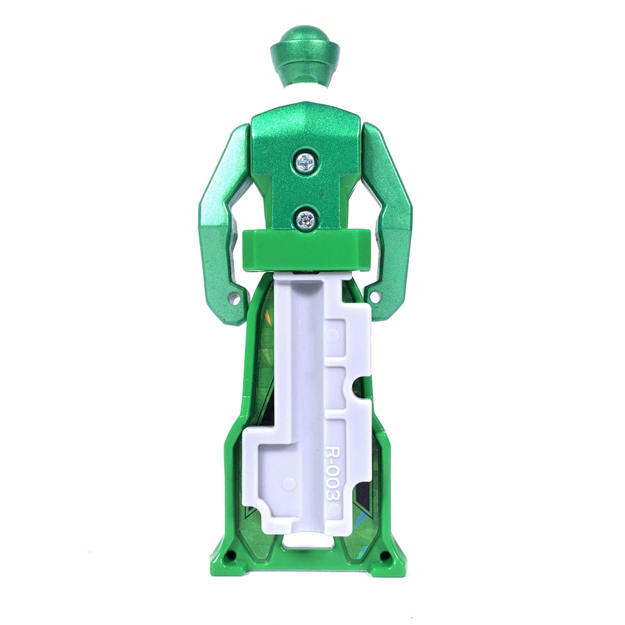 CSTOYS INTERNATIONAL:[LOOSE] Ranger Key: 2011 Gokaiger: Gokai Green (Metalic Color Ver.)