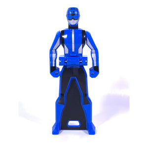 CSTOYS INTERNATIONAL:[LOOSE] Ranger Key: 2012 Go-busters: Blue Buster