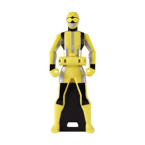 CSTOYS INTERNATIONAL:[LOOSE] Ranger Key: 2012 Go-busters: Buster Yellow