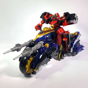 CSTOYS INTERNATIONAL:[LOOSE] Tokumei Sentai Go-Busters: Buster Machine LT-06 DX Tategamilioh