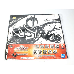 CSTOYS INTERNATIONAL:[NEW & SEALED] Kamen Rider 555: Ichiban-Kuji Faiz Hand Towel (Approx. Size 10 X 10 in.)