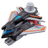 CSTOYS INTERNATIONAL:Lupinranger: VS Vehicle Series DX Scissors Dial Fighter & Blade Dial Fighter