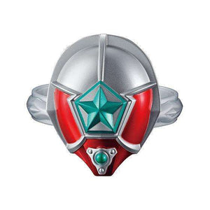 CSTOYS INTERNATIONAL:Ultraman Taiga: Capsule Toy Exclusive GP Ultra Taiga Accessory 03 - 04. Ultraman Jonias Let