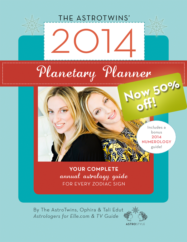 Past Year: 2014 Planetary Planner (PDF)