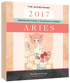 Aries 2017 Horoscope Guide & Planetary Planner