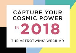 Webinar: Capture Your Cosmic Power in 2018 with The AstroTwins