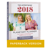 2018 Planetary Planner: The Complete Annual Horoscope Guide for Every Sun Sign (Paperback)
