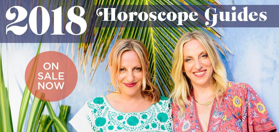 the astrotwins 2018 horoscope guides and planetary planner
