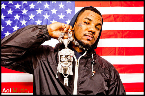 The Game Jesus Piece album and Necklace