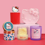 Hello Kitty x Flamingo Candles Sugar Berry Pose Tin Candle