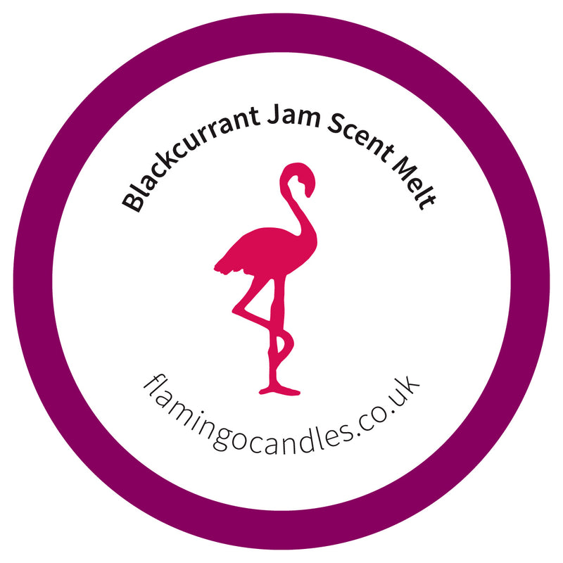 Blackcurrant Jam High Tea Scent Melt