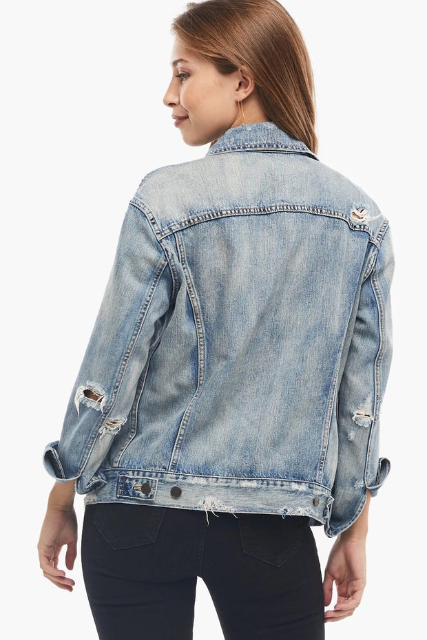 The Merly Denim Jacket