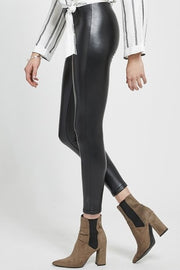 The Vegan Leather Legging