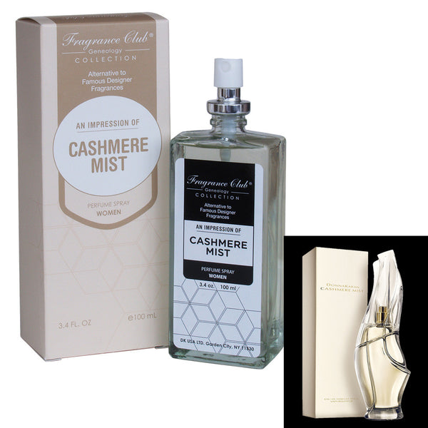 Fragrance Club Alternative to Cashmere Mist by Donna Karan