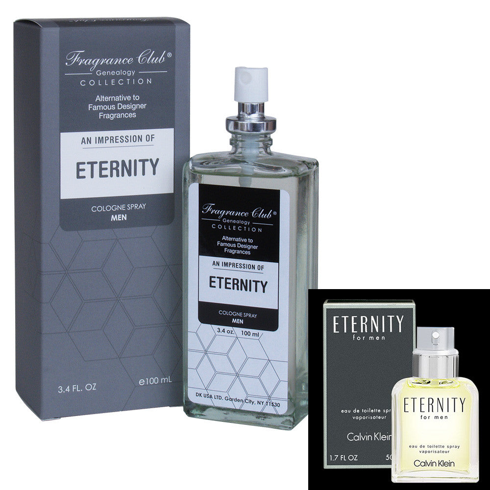 Fragrance Club Alternative to Eternity by Calvin Klein