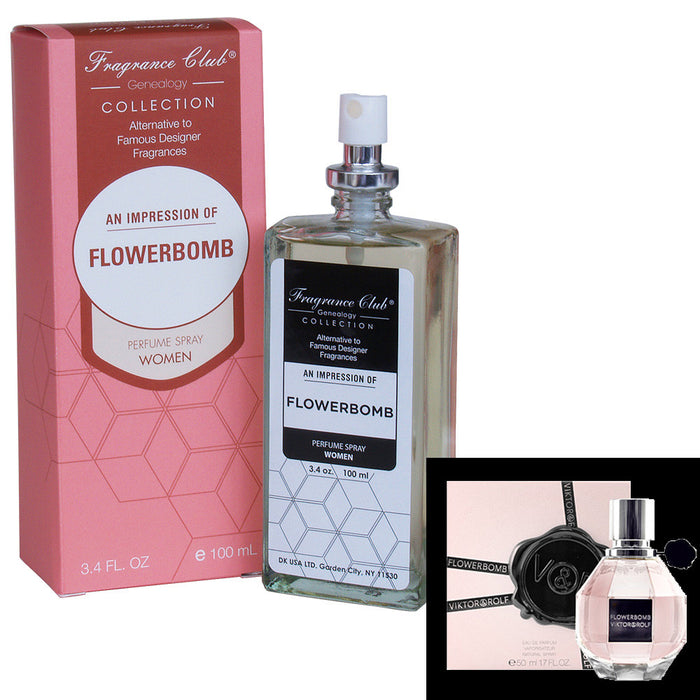 Fragrance Club Alternative to Flowerbomb by Viktor & Rolf