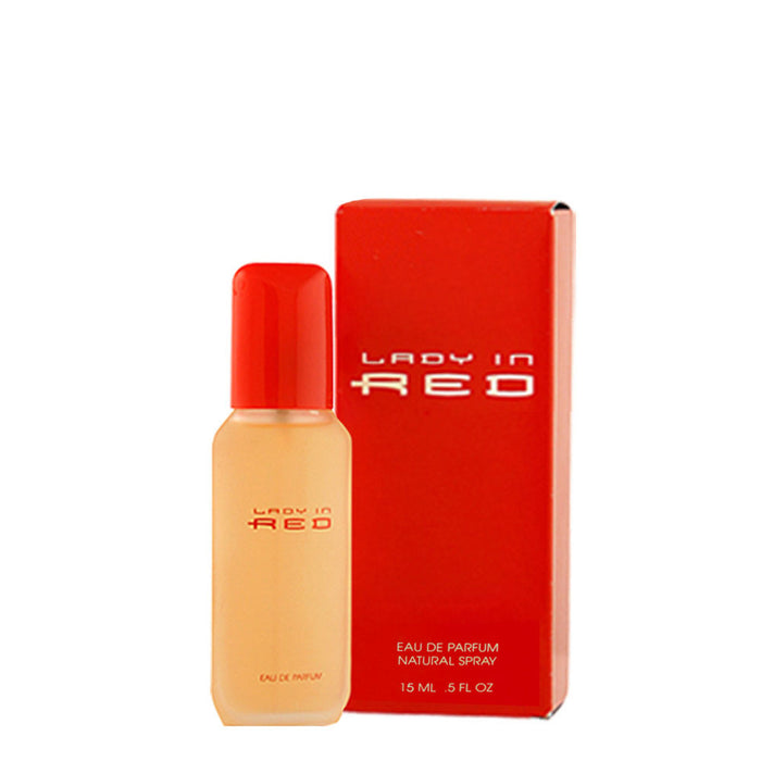 Lady In Red Perfume (0.5 oz)