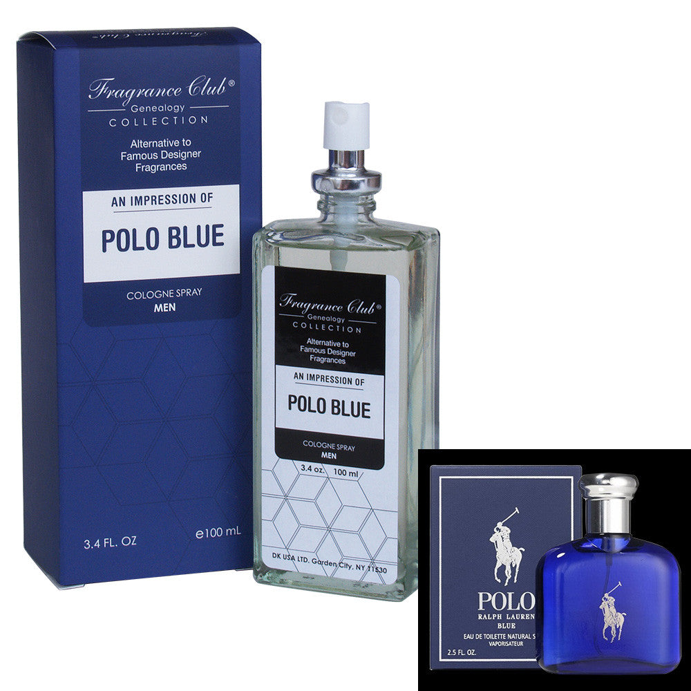Fragrance Club Alternative to Polo Blue by Ralph Lauren