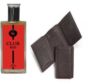Club Red for Men Dollars and Scents Gift Set