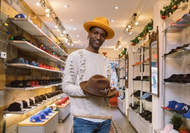 Love affair with Toronto helps hat retailer stand out from the pack