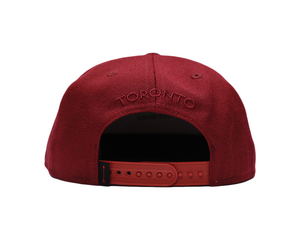 416 Code Burgundy Snapback - brimzofficial