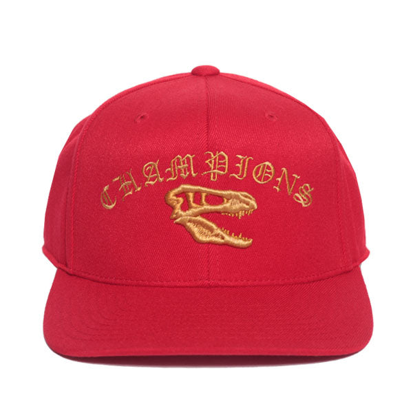 Champion Savage (Red/Gold)