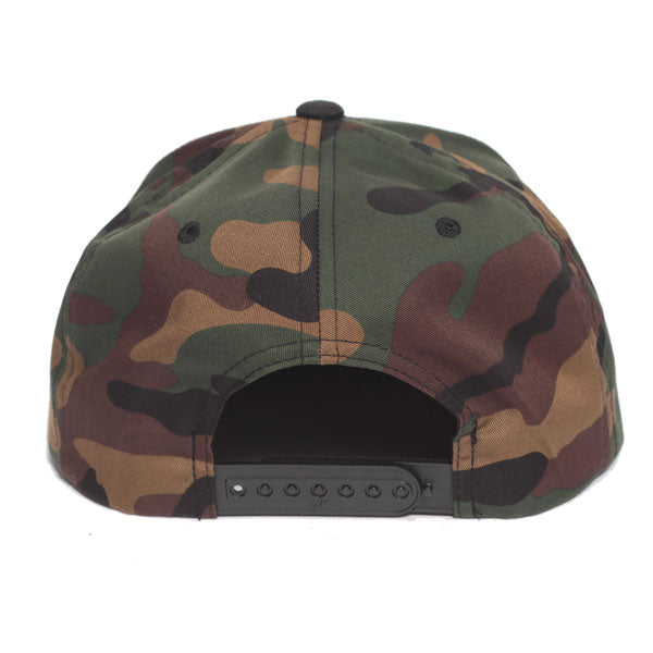 Champion Savage Snapback (Camo)