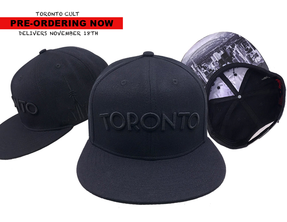 THE TORONTO CULT (black)