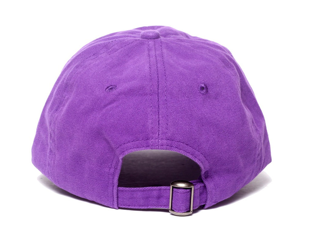 Raptors Savage Dad Hat (Purple/Red)
