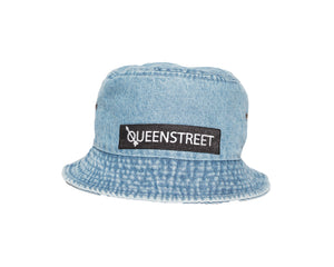 Queen Street Denim Bucket Hat
