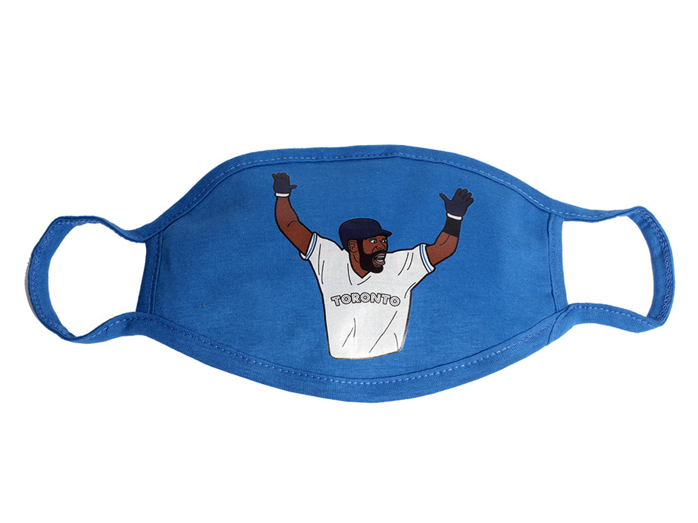 JOE CARTER MASK - 1 PACK
