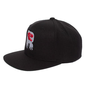Savage Raps (Black/Red)