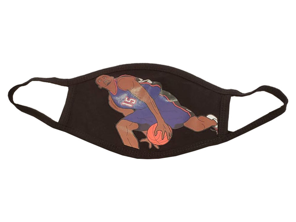 VINCE CARTER MASK - 1 PACK