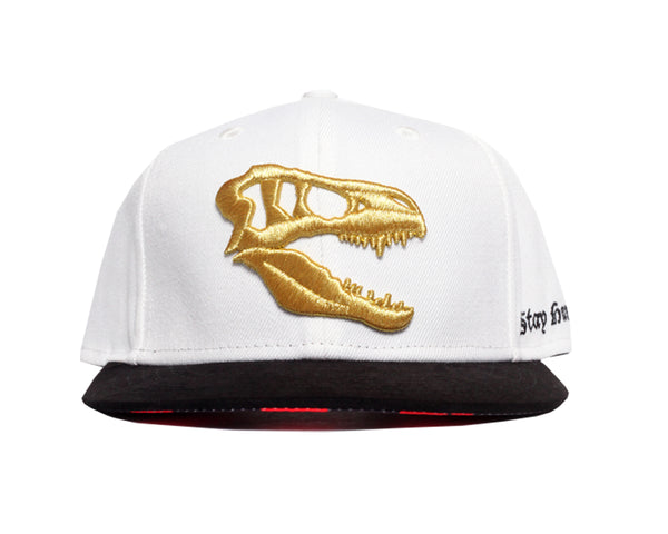 The Savage (White/Gold)