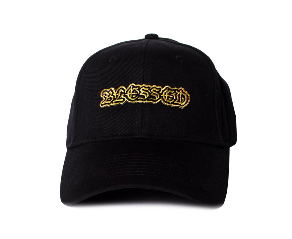 Strapback - brimzofficial Blessed Classic Dad Hat Cap
