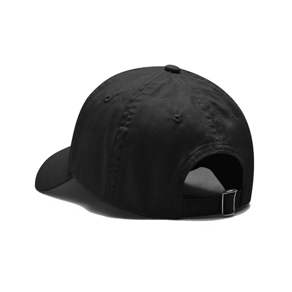 CUSTOM DAD CAP (Black)