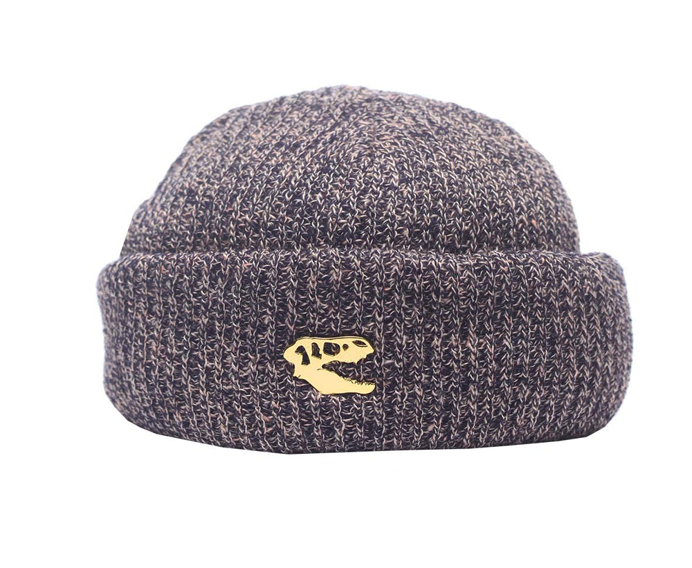 Harbour Beanie_Grey Mix