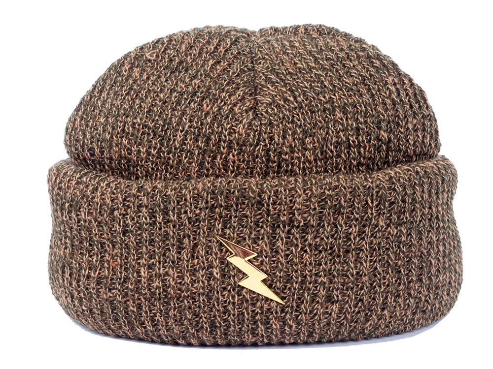 PWR Harbour Beanie_Olive