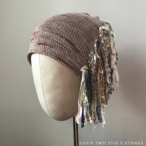 Sand & Ivory Tones *Funky Chic Hat* (FCNA13)