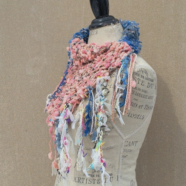 Super Funky & Chic Fringe Shawl