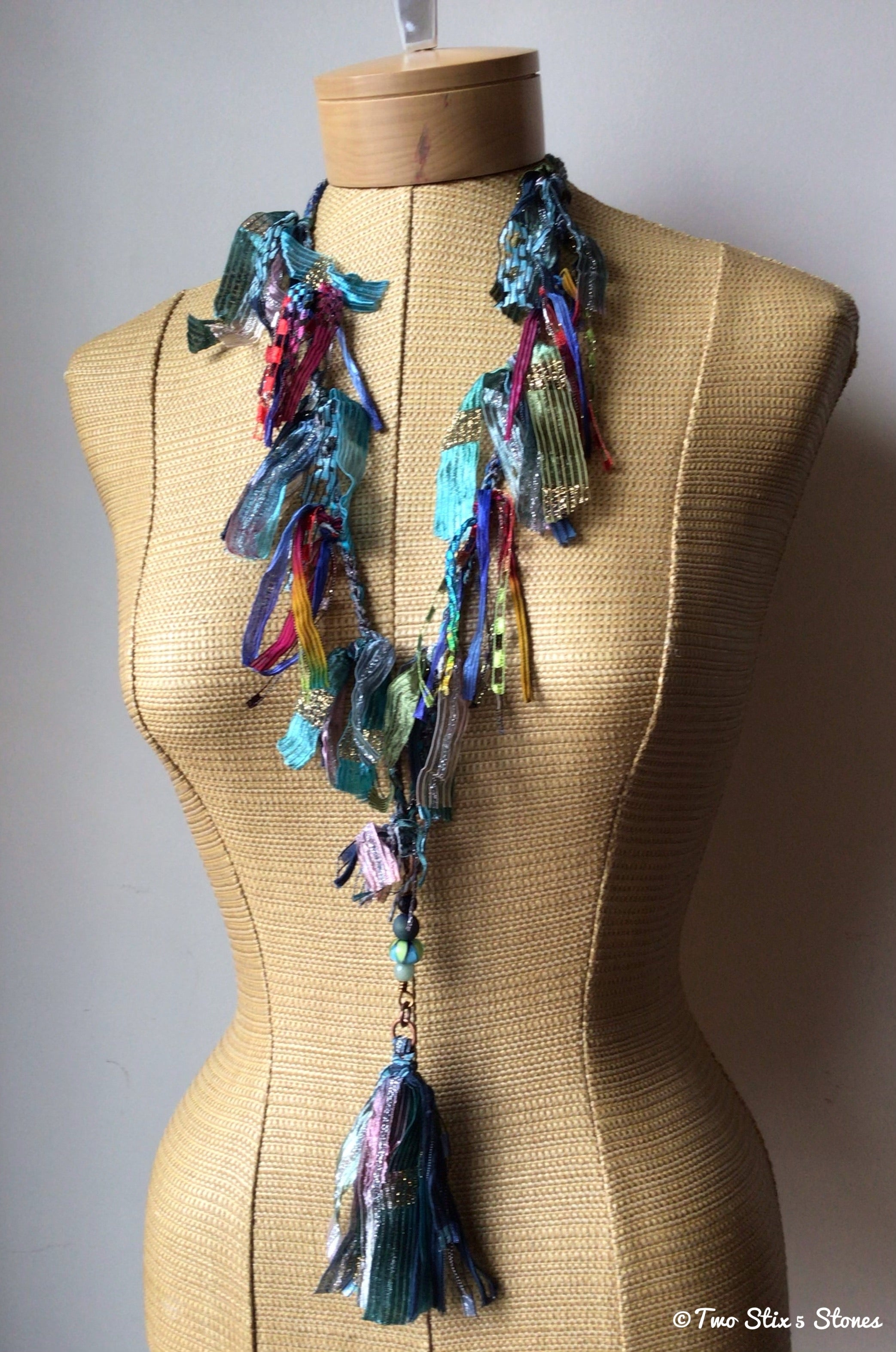 Two Stix Luxe Signature Luxe Fiber Necklace