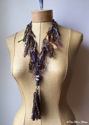 Two Stix Luxe Signature Fiber Necklace