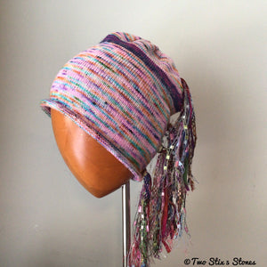 Pink Variegated Signature *Funky Chic* Hat