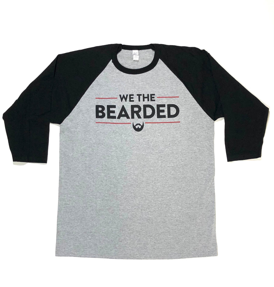 We The Bearded Tee