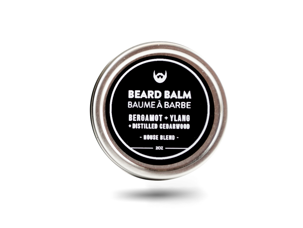 Beard Balm: Bergamot + Ylang with Distilled Cedarwood
